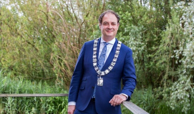 Burgemeester Gerolf Bouwmeester zal spreken over veiligheid.