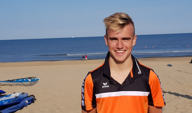 Nederlands kampioen Lifesaving Guido Brink
