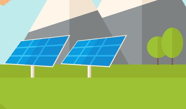 Zelf energie opwekken met zonnepaneel