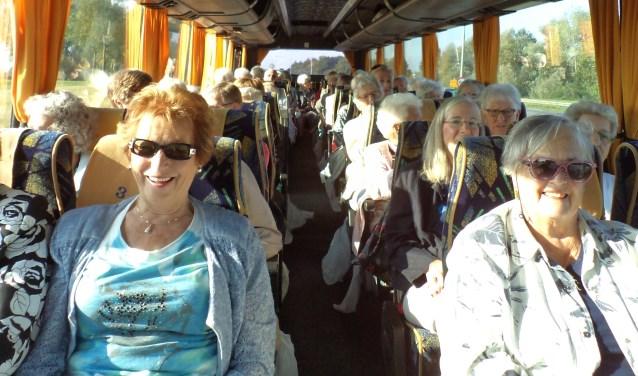Zutphense ouderen op weg naar The Lion King