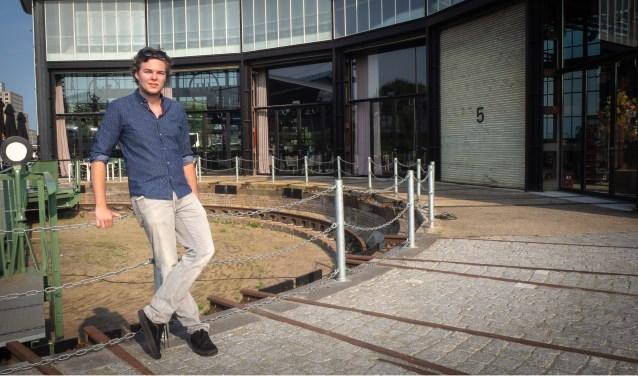 Dennis Lavrijssen, de organisator van Modelspoor Tilburg, heeft ontzettend veel zin in het evenement