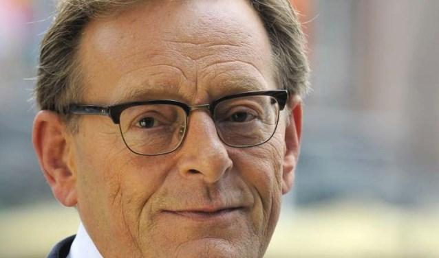 Koos Janssen, burgemeester van Zeist. Foto: gemeente Zeist