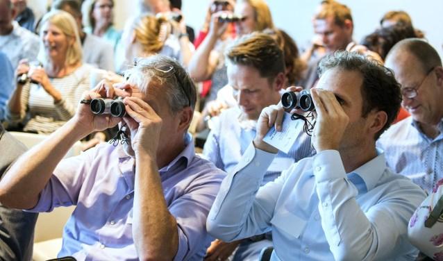 In Tilburg werd het startschot gegeven voor het project Informatiemanagement in het geneeskundig netwerk.