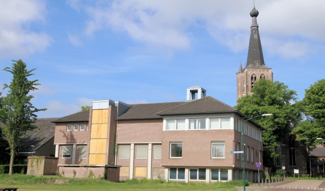 Via de website van de gemeente kunnen inwoners de nieuwsbrieven inzake het centrumplan lezen. Foto: Erik van Asten