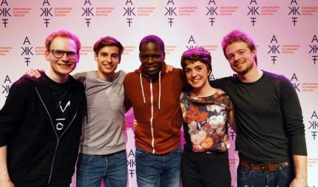 De finalisten van het AKF komen naar Bleiswijk.