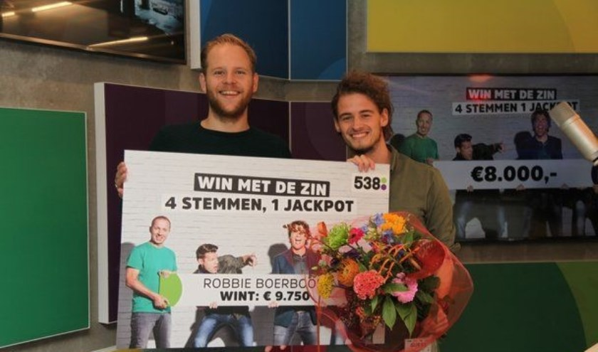 Ivo van Breukelen en Robbie Boerboom.