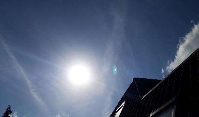 De provincie Gelderland heeft subsidie beschikbaar gesteld om drie collectieve zonnedaken te realiseren. (foto: Danny van der Kracht)