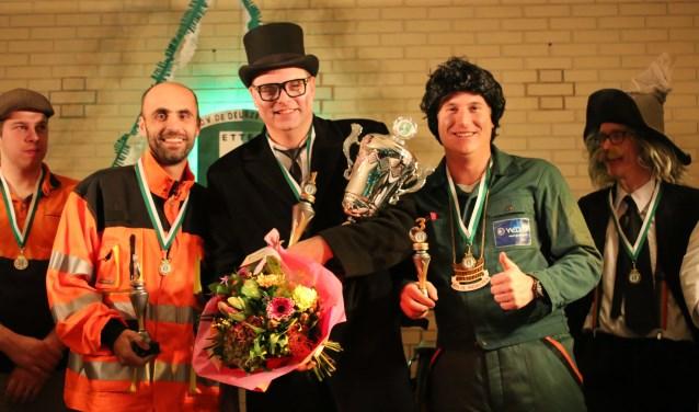 De winnaars van 2017