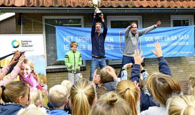 Fitste Meester van Gelderland 2017