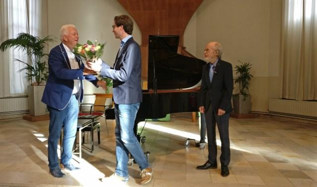 Afgelopen zaterdag opende voor het dertigste seizoen de serie zaterdagmiddagconcerten, die gehouden wordt in de Sionskerk.