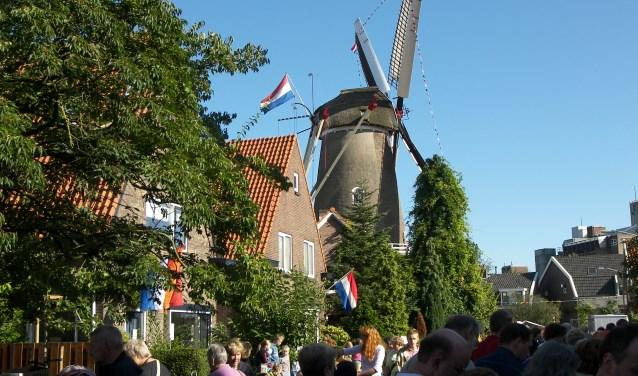Zaterdag is de 40ste Molenmarkt.