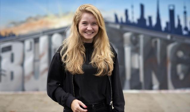 Liza Zjyrova ambieert een betere toekomst voor iedereen in de wereld. (Foto: Shell)