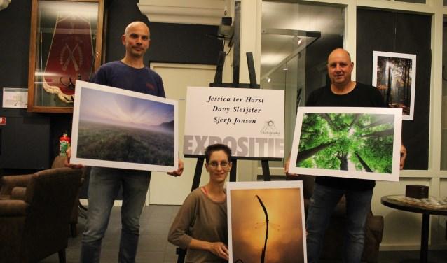 Fotoexpositie van Davy Sleijster, Jessica ter Horst en Sjerp Jansen in het Ambthuis tijdens Bredevoort Schittert