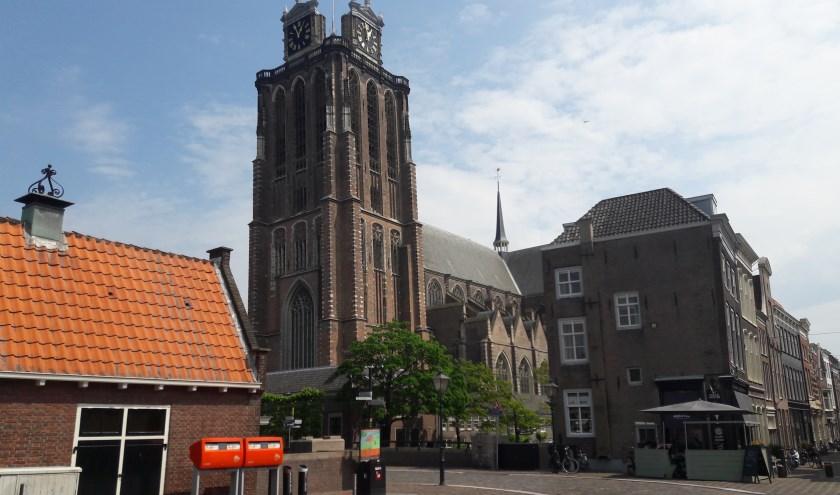 De Grote Kerk. (foto: Arco van der Lee)