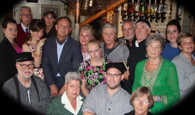 Theatergroep de Verstrooiers brengt zaterdag 13 oktober de musical 'Havenlichten' in Theater de Kappen.