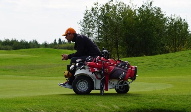 Golfclub Bentwoud heeft geld opgehaald voor Fonds NGG, dat het golfspel mogelijk maakt voor mensen met een beperking. Dit doen zij door middel van clinics, trainingen en uitleen van hulpmiddelen.