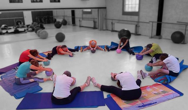 Speciaal voor de 50+ doelgroep start de Aleph in oktober een nieuwe workshop om kennis te maken met Yoga.