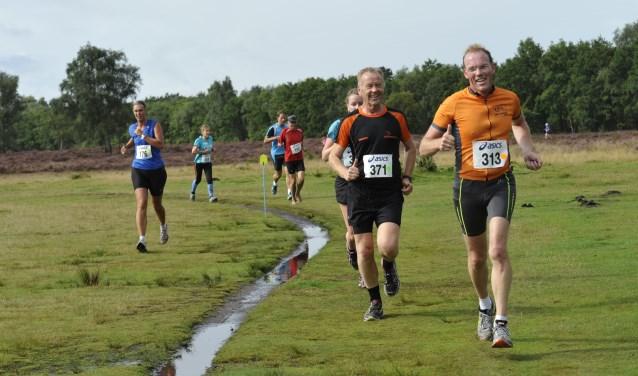Loopgroep 2000 houdt op 14 september de Heideloop in Ermelo. Foto: Haary van 't Veld