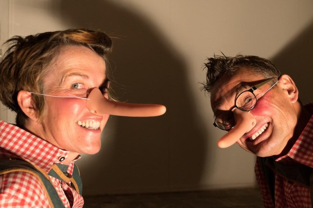 2 Pinokkio's Foto: Ivo Feuth © Persgroep