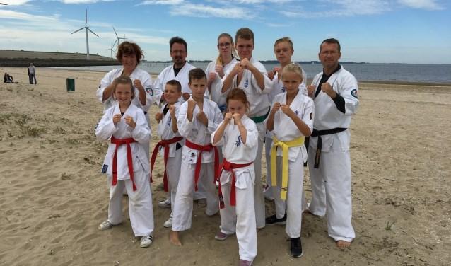 Deelnemers Shiai-Jo