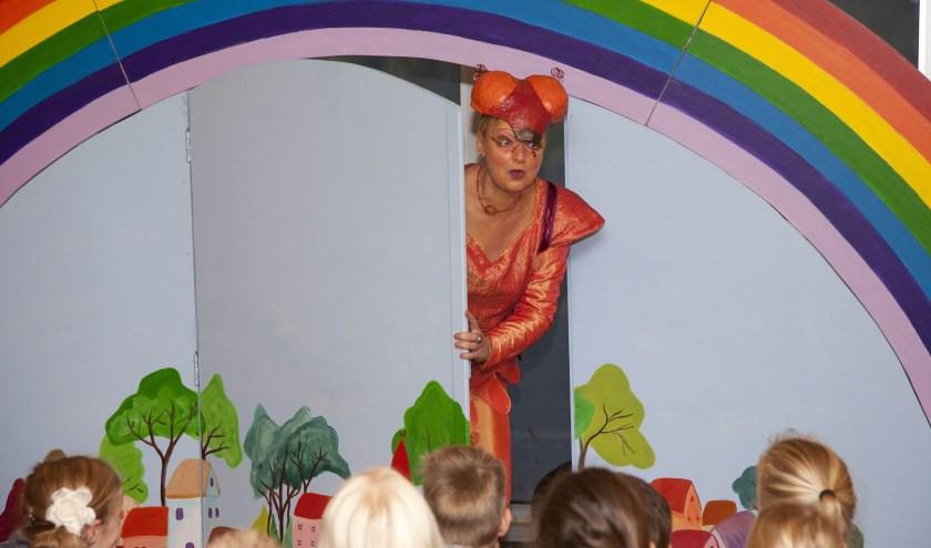 De voorstelling 'Vlieg op, Zonna!'