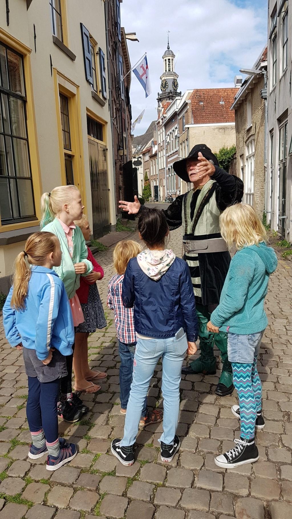 Koopman Hendrick van Drynen  Foto: Brigiet Bluiminck © Persgroep