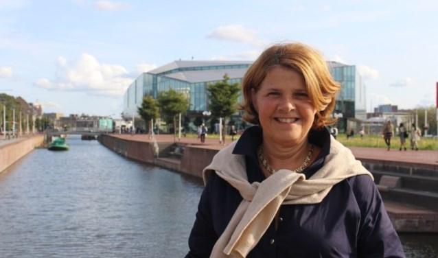 Marja van Bijsterveldt is dol op Delft.