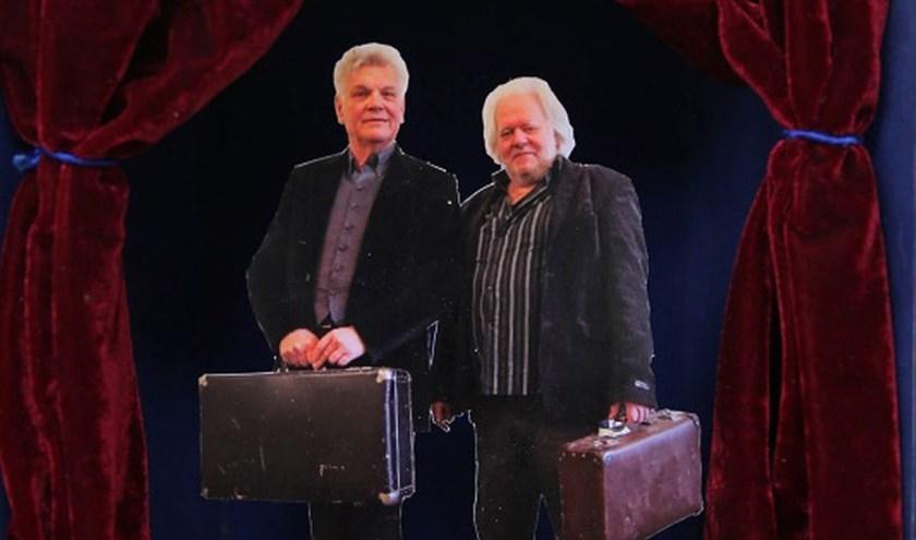 Absurdistische verhalen van Belcampo verteld door acteur Piet van der Pas en verbeeld door beeldend kunstenaar Peter Dejong