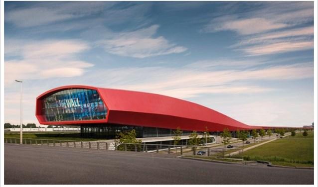 Het nieuwste filiaal van Decathlon, de grootste sportretailer ter wereld, opent eind 2018 zijn deuren in The Wall Utrecht. Foto: The Wall