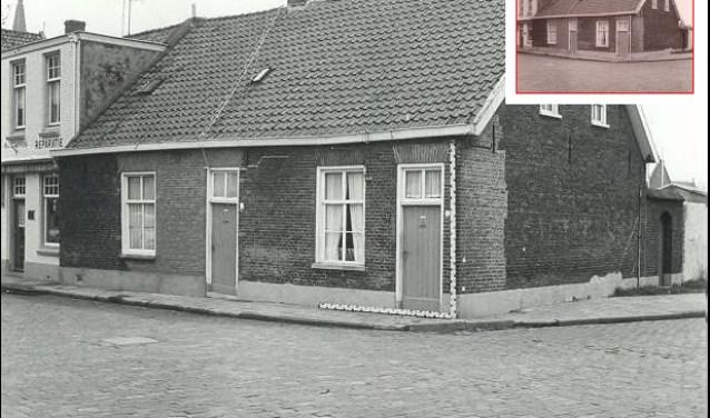Wie kan Bert helpen aan foto's uit omstreeks 1964 van dit pand?
