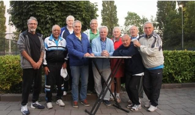 Super senioren succesvol bij clubkampioenschappen TV Dalle.