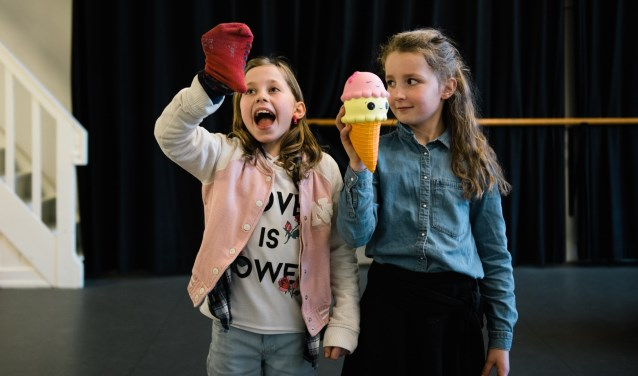 Kinderen kunnen zaterdag een gratis proefles volgen van het Hofplein Theater (Foto: Tom Sebus)
