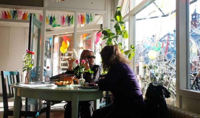 Zaterdag 6 oktober viert Thuis Wageningen een feestje.