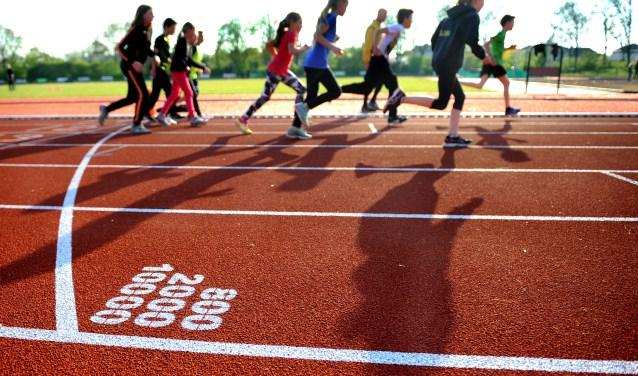 Atletico '73 is een van de verenigingen waar kinderen kunnen sporten. (foto: Roel Kleinpenning)
