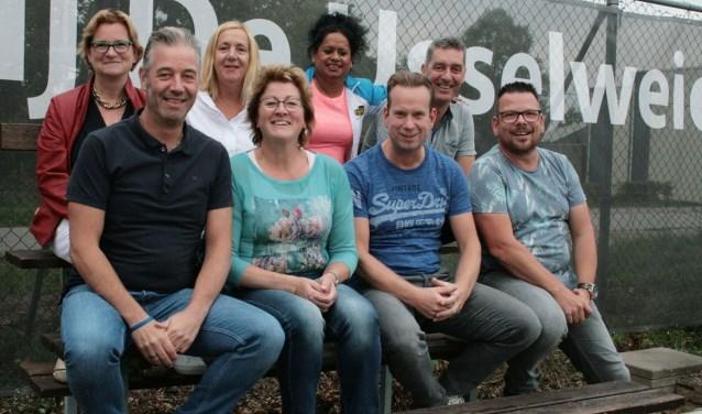 De kampioenen van LTC De IJsselweide