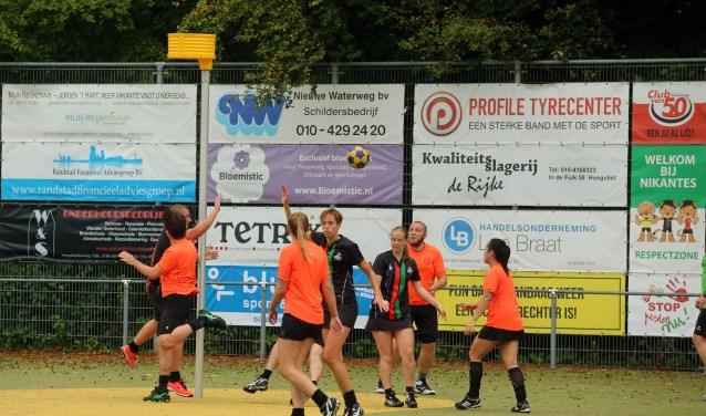 Nikantes verliest met 3-14 van Dubbel Zes uit Den Haag