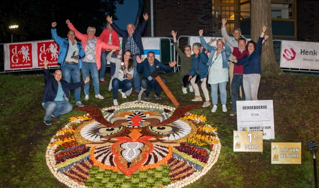 Tiel, 06 september 2018Corso18 Opening corsoweek voorafgegaan door lampionnenoptocht en prijsuitreikingFoto Jan Bouwhuis.