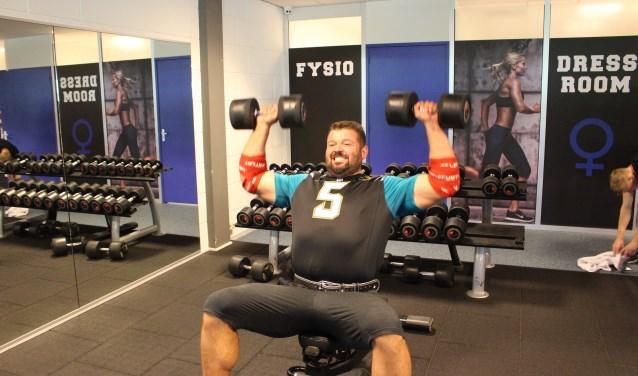 Vanaf deze zomer volgt Nedim Nuhanovic bij 040Fit in Valkenswaard en sportcentrum Harks in Geldrop een speciaal strongmenprogramma.