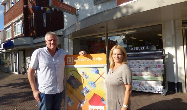Iedereen is van harte welkom in Blokker Losser dat vanaf 17 september weer in handen is van Sjaak en Rita Muurlink.