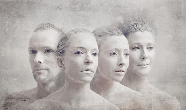 Revue Blanche is een vocaal/instrumentaal kamermuziekensemble met een ongebruikelijke bezetting. Foto: C. Kylli Sparre.