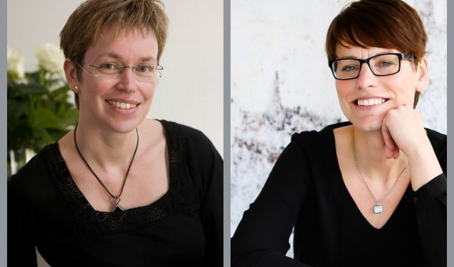 Links: Anita Eeltink, rechts: Renate Grevers