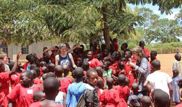 Kasozi school Jinja Oeganda