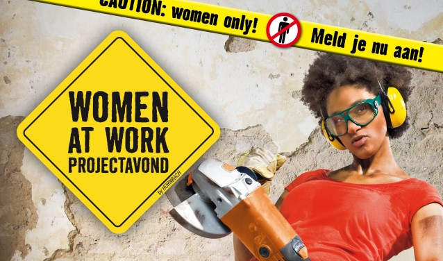 Tijdens deze klusavond voor vrouwen bij Hornbach kunnen de deelneemsters diverse workshops volgen.
