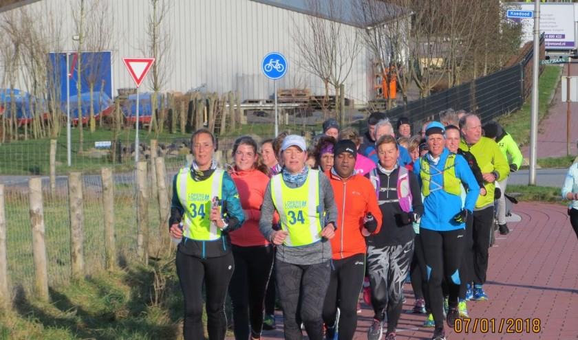 Marathontrainingsloop