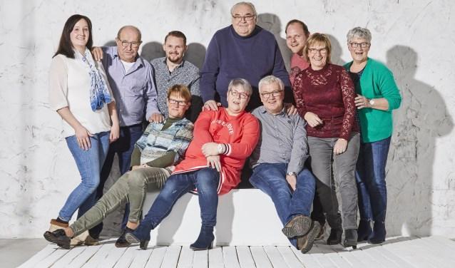 Vorie-Vana uit Beerzerveld brengt een komedie naar Het Punt.