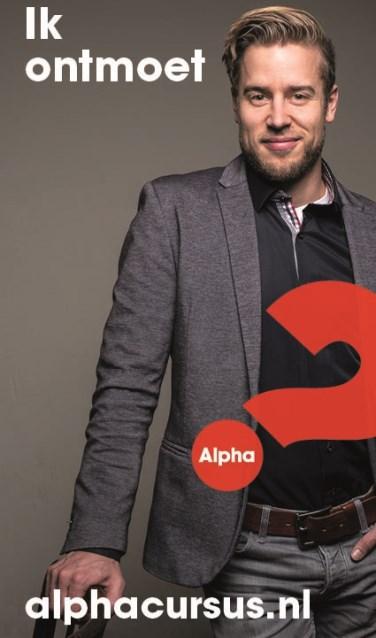 In Ridderkerk gaat volgende week weer een Alphacursus van start (Foto: PR)