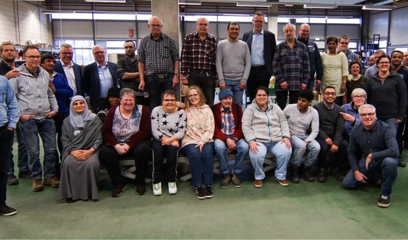 Doekle Terpstra bezocht SBR Elektromontage BV