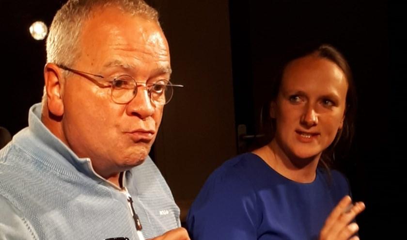 Theatergroep Maarssen '32 speelt De Uitweg op 9 en 10 februari in Utrecht. Foto: Theatergroep Maarssen '32