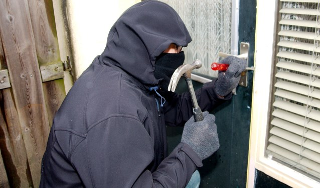 Inbrekers doen hun 'werk' vooral in woningen langs de snelweg. (foto Gert Perdon)