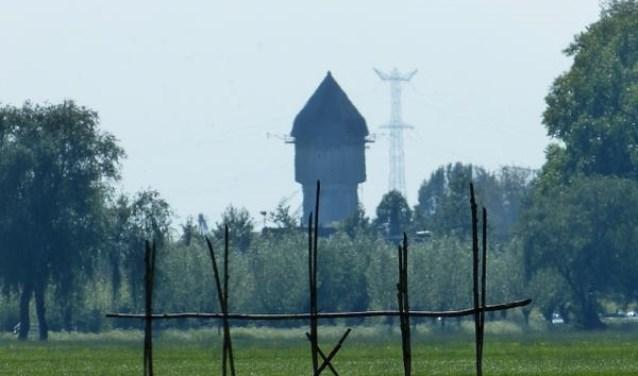 Een mooi stukje Hardinxveld-Giessendam.(Foto: Ina Maas)